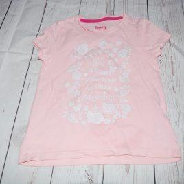 Pink t-shirt 18-24 months