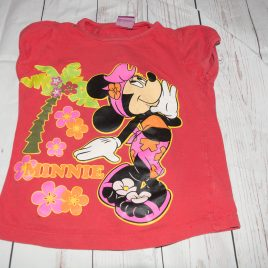 Minnie Mouse t-shirt 2-3 years
