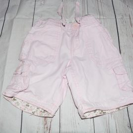 H&M pink shorts 3 years