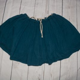 Next teal skirt 2-3 years