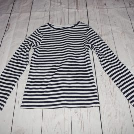 Next navy & white stripy top 4 years