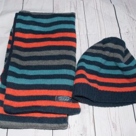 Hat & scarf set age 3-5 years