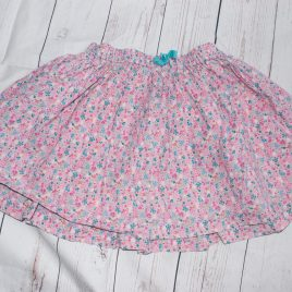 Next pink flowers skirt 3-4 years