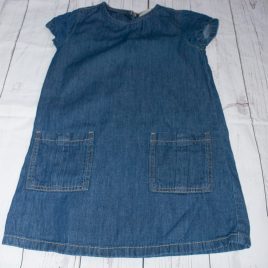 Next denim style dress 5 years