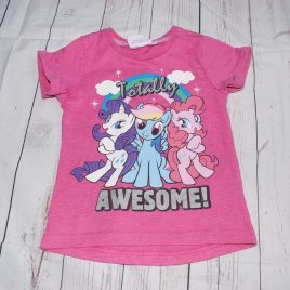 Pink My Little Pony t-shirt 4-5 years