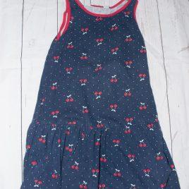 H&M cherries dress 4-6 years