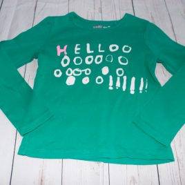 Next green 'Hello' top 4-5 years