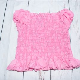 Pumpkin Patch pink t-shirt 4 years