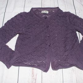 Next purple cardigan 3-4 years