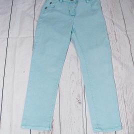 Next mint green trousers 3-4 years