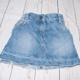 Denim skirt 4 years