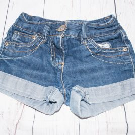 Next denim shorts 3 years