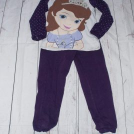 Princess Sofia the first pj's 2-4 years
