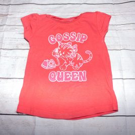 'Gossip Queen' t-shirt 2-3 years