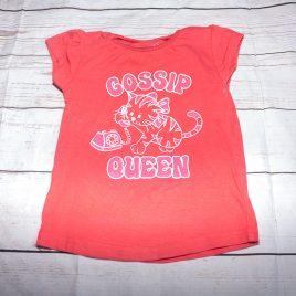 'Gossip Queen' t-shirt 2-3 years