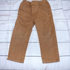 Brown trousers 2-3 years
