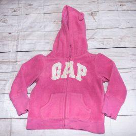 GAP pink hoodie 12-18 months