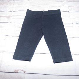 Next navy 3/4 cropped leggings 4 years
