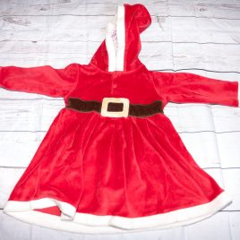 Next Christmas Santa dress 12-18 months