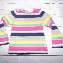 Mothercare stripy top 18-24 months