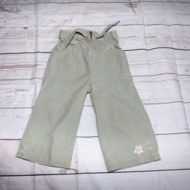 Next grey trousers 12-18 months
