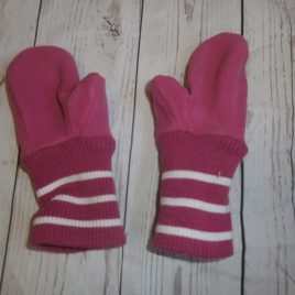 John Maman Bebe pink gloves/mittens 1-2 years