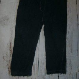 Navy leggings 12-18 months