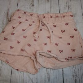 Next pink butterfly shorts 4 years