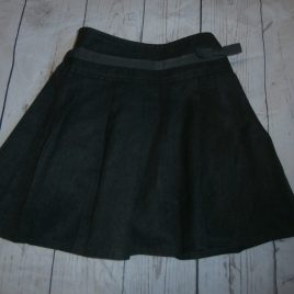 Pleated grey school skirt 4 years