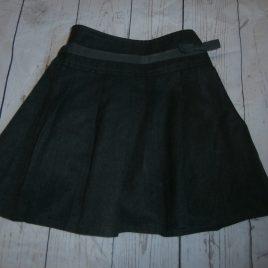 Pleated grey school skirt 4 years