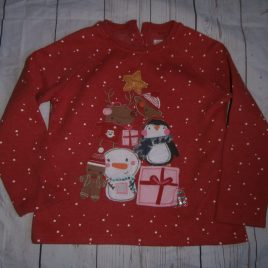 Next Christmas jumper 4-5 years