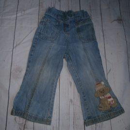 Next dog jeans 12-18 months