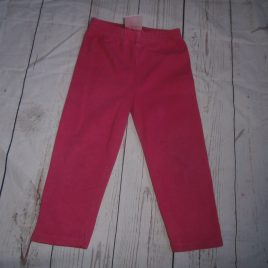 Pink leggings 12-18 months