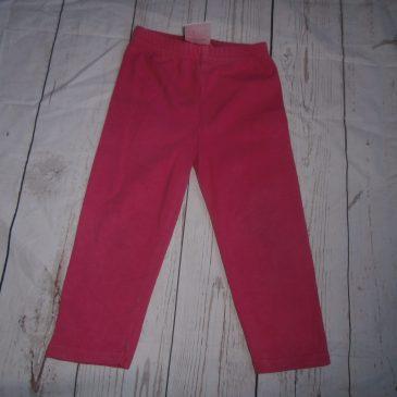 Pink leggings 12-18 months