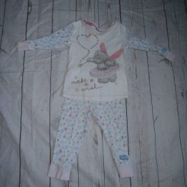 M&S Tatty Teddy pyjamas 12-18 months