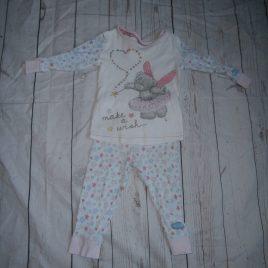 M&S Tatty Teddy pyjamas 12-18 months