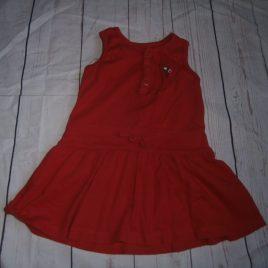 Red dress 12-18 months