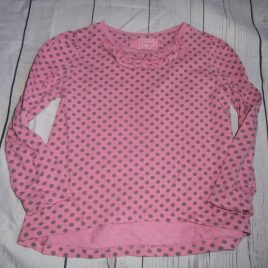 brown spotty top 12-18 months
