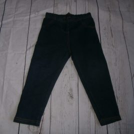 Navy jeggings 12-18 months