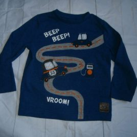 Blue 'Beep Beep' top 3-4 years