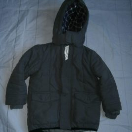 Grey winter coat 2-3 years