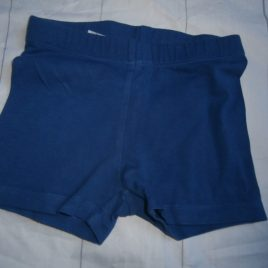 Boden navy shorts 3-4 years