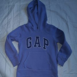 GAP purple hoodie jumper 4-5 years