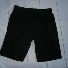 Black shorts 5 years