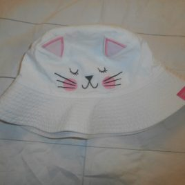 Joules cat summer hat 1-3 years