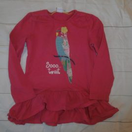 Pink parrot top 4-5 years
