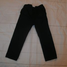 Next navy trousers 3-4 years