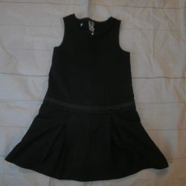 Grey school pinafore 5 years