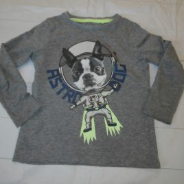Grey Astro dog top 3-4 years
