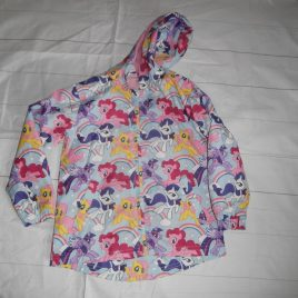 My little pony raincoat 4-5 years